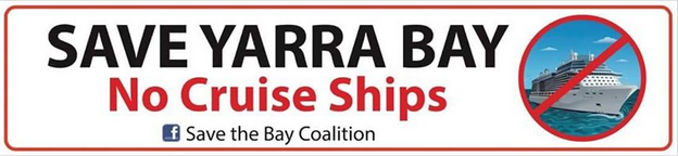 Save Yarra Bay logo